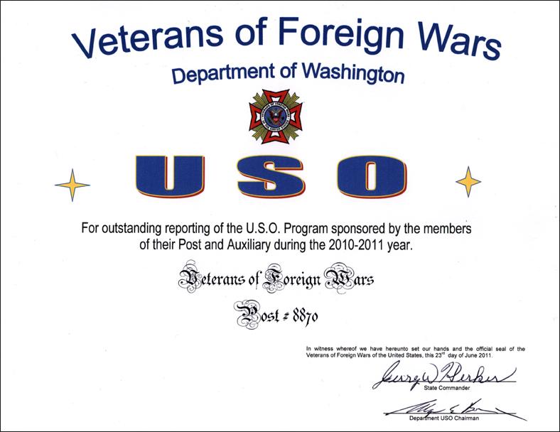 USO Program