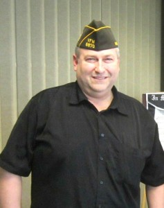 VFW 8870 New Member _Jeffrey Spleen