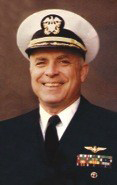 "James E. ""Rock"" Roth, CAPT USN (Ret)"