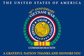 The United States of America Vietnam War Commemoration