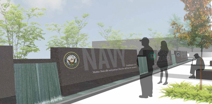 Edmonds WA VFW 8870 City Council Approves Veterans Plaza Design