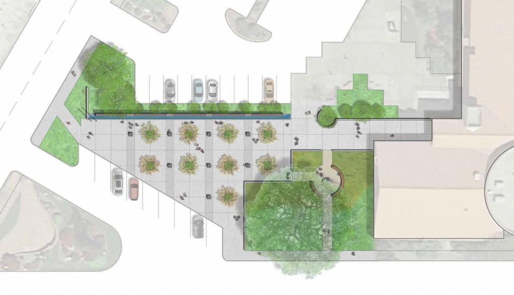 Edmonds WA VFW 8870 City Council Approves Veterans Plaza Design