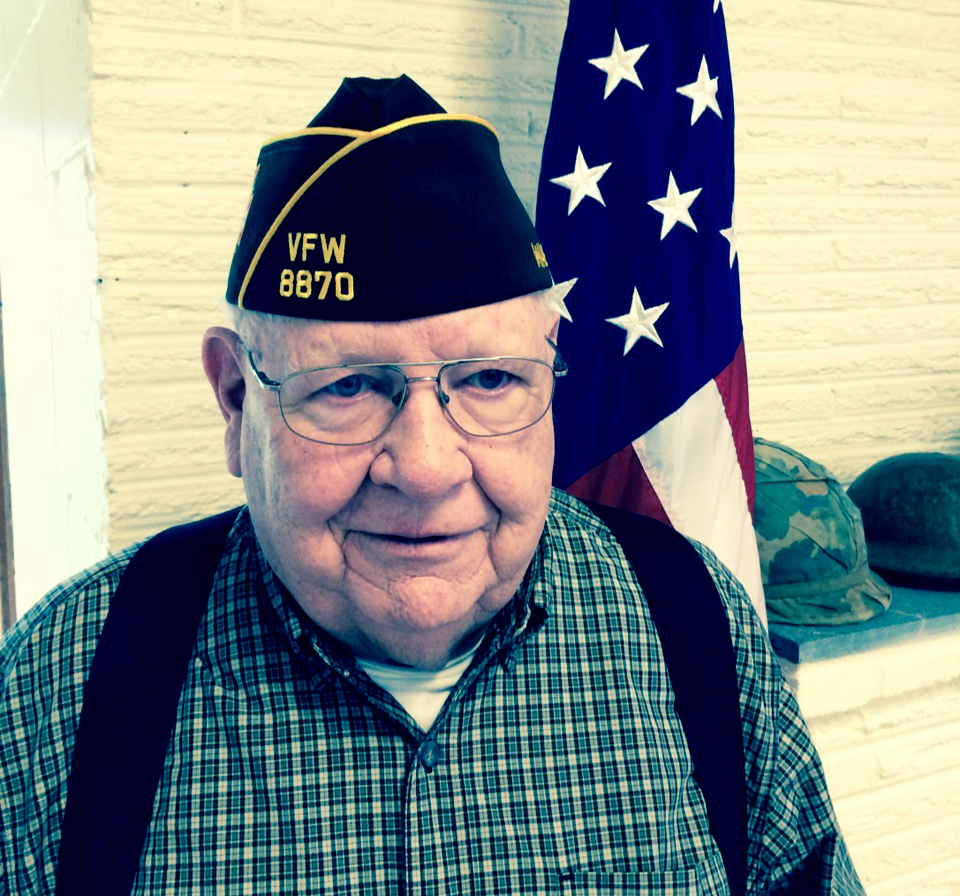 VFW 8870 Member Kenneth Paige