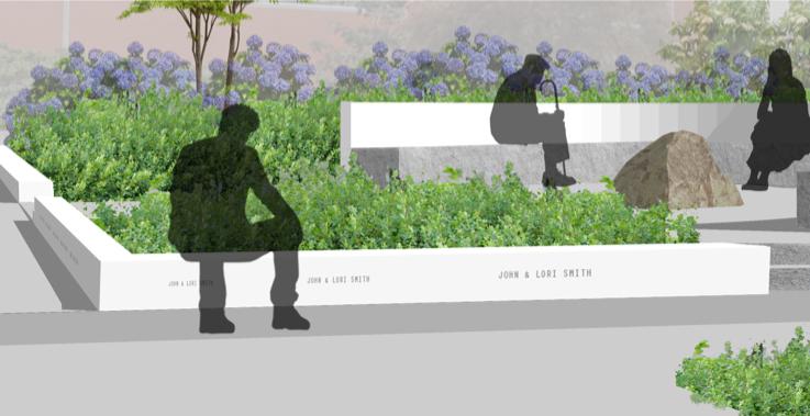 Edmonds Veterans Plaza Update Design Elements