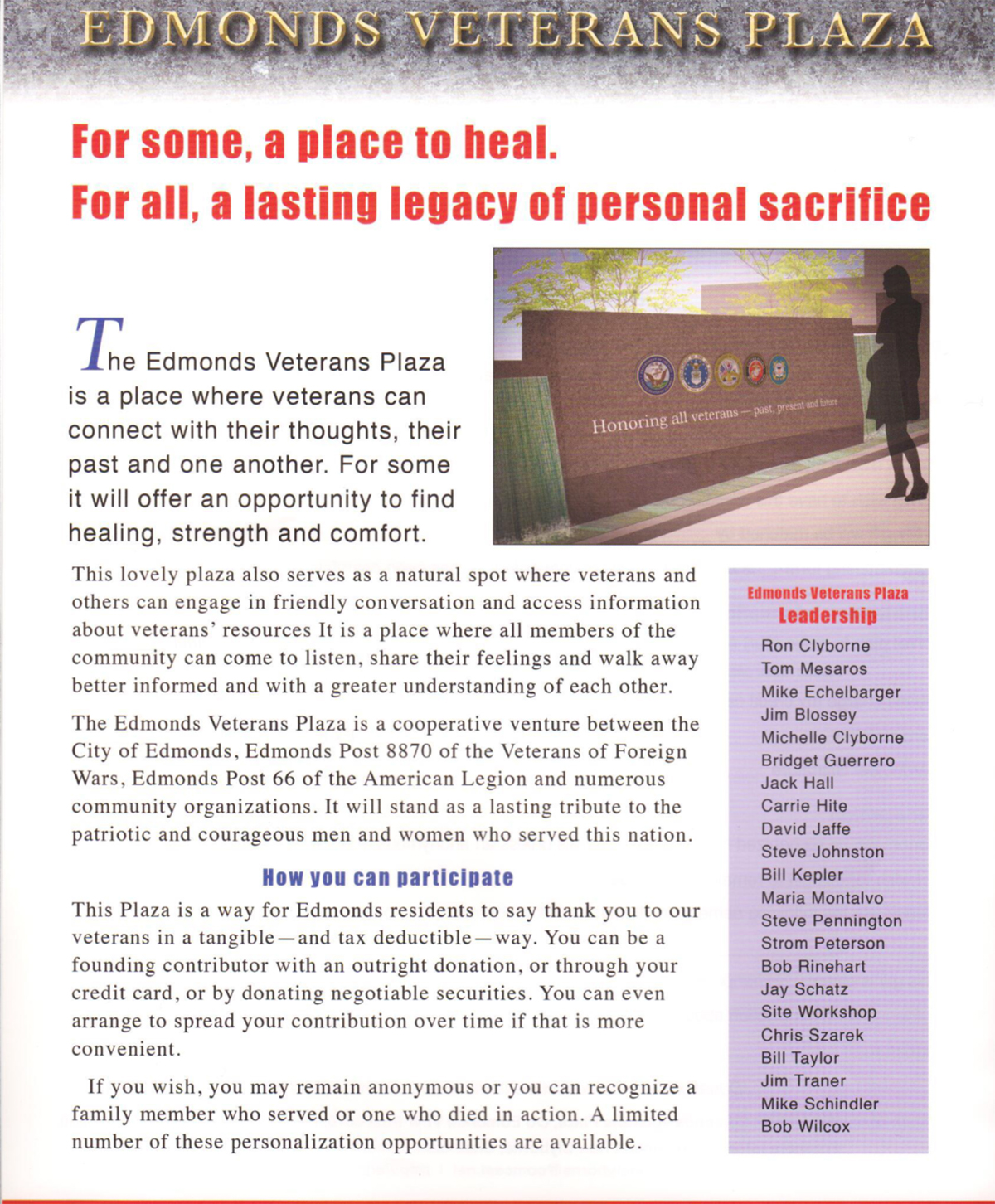 NL1115_Edmonds-Veterans-Plaza-Campaign-Gift-form