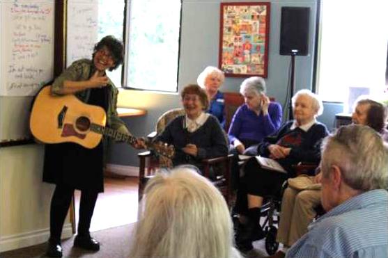Community Songwriting Workshop