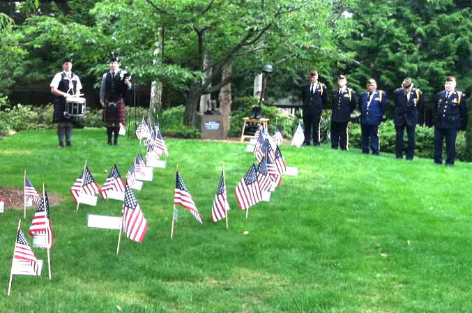 Edmonds Community College Memorial Day Observance Fallen Heroes, World War II Veterans Honored