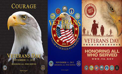 Veterans Day Poster Contest Open