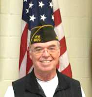 VFW 8870 New Chaplain Dan Doyle