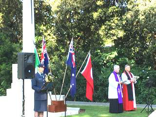 ANZAC Day in Rome