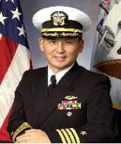 Capt. Reid Tanaka, USN (Retired)