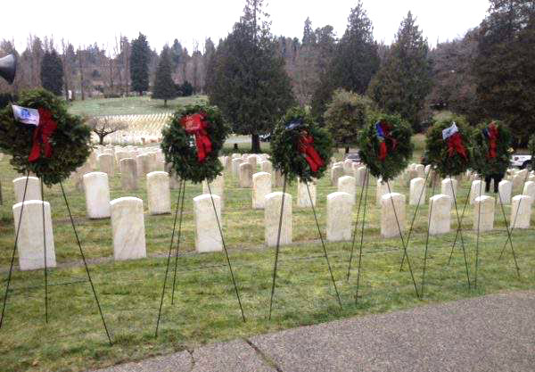 March Speaker: Lorraine Zimmerman, Wreaths Across America