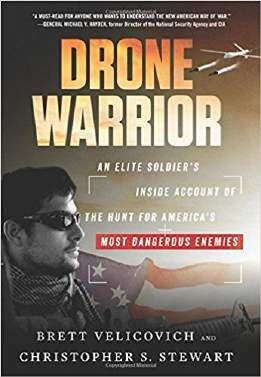 Drone Warrior by Brett Velicovich