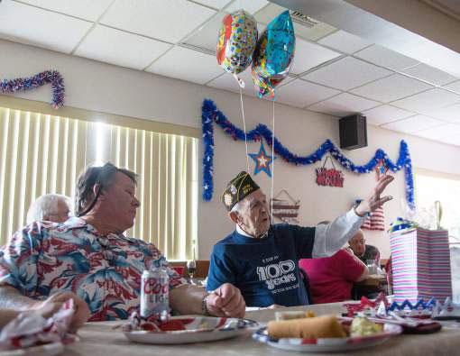 Ed Shepherd Celebrates Centennial