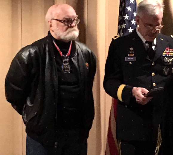 More Honors for Fallen Heroes Artist Mike Reagan