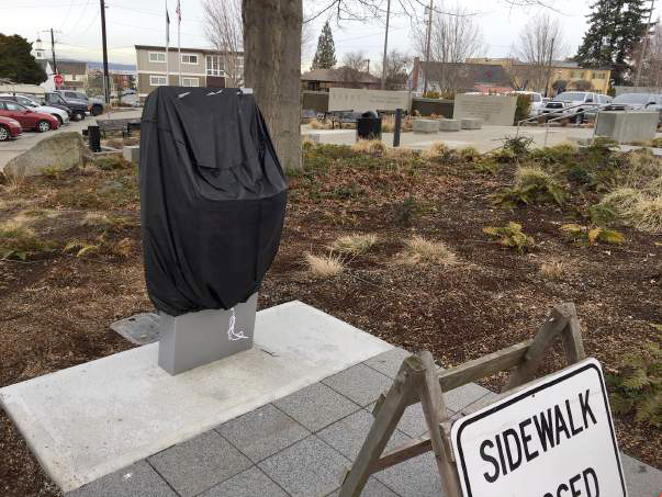 Edmonds Veterans Plaza - Kiosk Issues