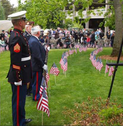 Edmonds Community College 6th Annual Memorial Day Ceremony
