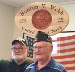 Benton Webb