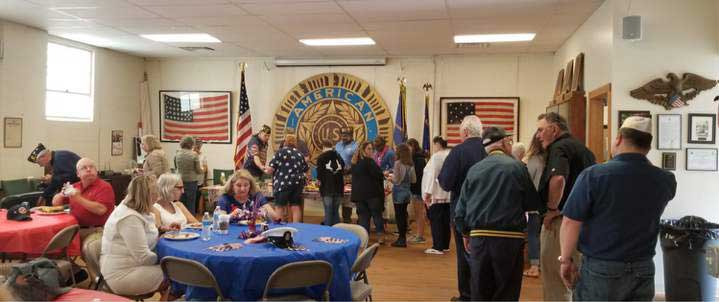 VFW/American Legion Joint Picnic/Barbecue