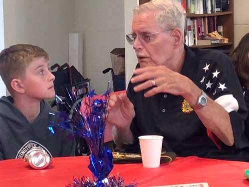 A Veteran Tells His Story