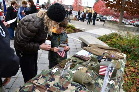 Veterans Day in the Plaza 2019
