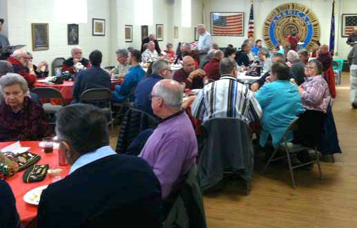 VFW/American Legion Combined Christmas Party