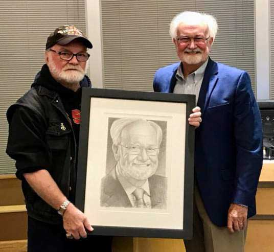 Edmonds Mayor Honored for EVP Support