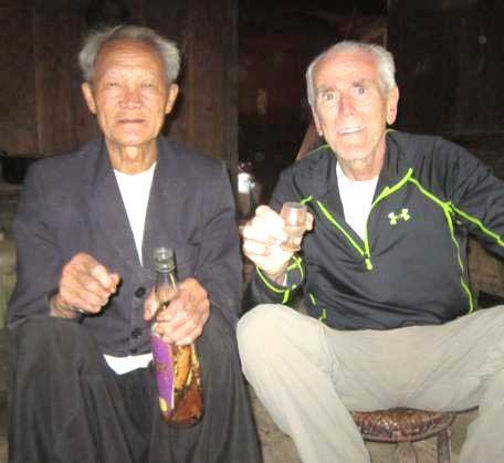 Fred Apgar Remembers Meeting Seng Keu