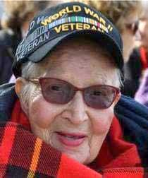 WWII Marine Corps Vet Dies at 100
