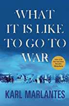 Book review by Mike Denton How it is like to go to war by Karl Marlantes