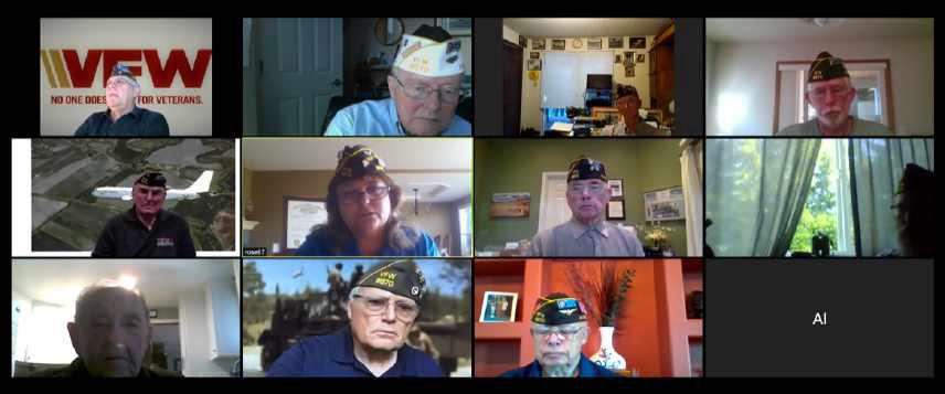 July Post & Staff Meetings
