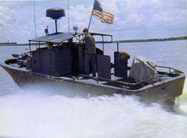 POW Trivia: Patrol Boat, Riverine (PBR)