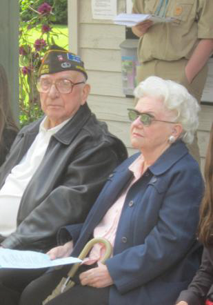 Fred & Nancy Diedrich 75 Years Together