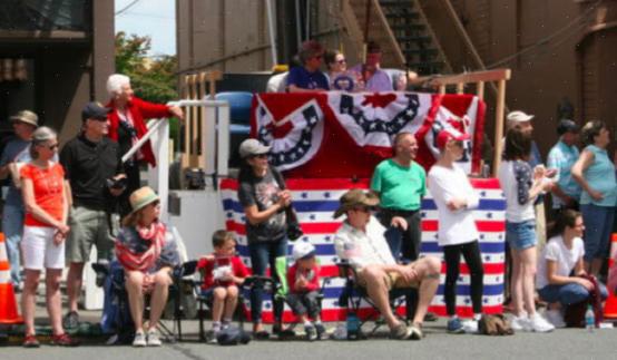 July 4th Parade?